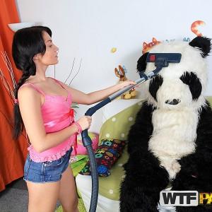 Präsentation von pandafuck